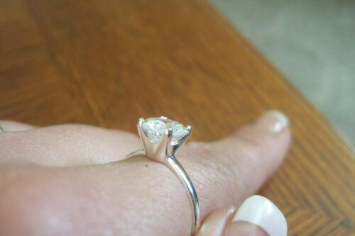 Engagement wedding diamond ring 1.0 ct in Jewelry & Watches, Engagement & Wedding, Engagement Rings | eBay