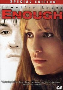 Enough (DVD, 2003, Special Edition)