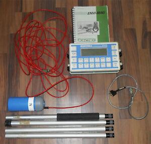 Envi-Scintrex-Protonen-Magnetometer-Metalldetektor