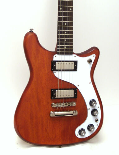 Epiphone 1966 Worn Wilshire Electric Guitar - Aged Cherry in Musical Instruments & Gear, Guitar, Electric | eBay