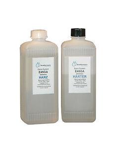 Epoxyharz-Giessharz-hochfest-Giessen-1-6-kg-E45GA-mittelviskos-EP-Epoxid