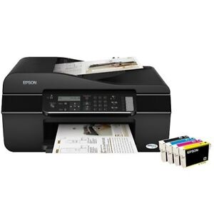 Epson BX305F All-in-One Inkjet Printer