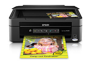 Epson Stylus NX230 All-In-One Inkjet Pri...