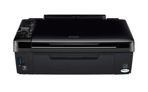 Epson Stylus NX420 All-In-One Inkjet Pri...