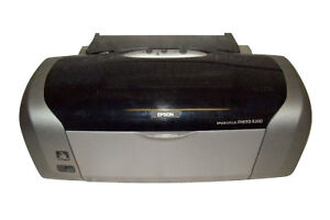 Epson Stylus R200 Digital Photo Inkjet P...