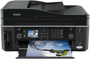 Epson Stylus SX610FW All-in-One Inkjet P...