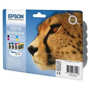 Epson T0715 Ink Cartridge