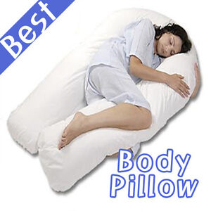 Ergonomic Design Support Body Pillow Memory Form Mattress Pregnant ...