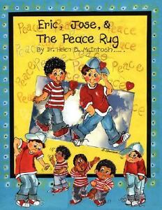Eric, Jose and the Peace Rug® by Helen B...