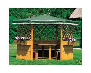 ersatzdach gr n f r pavillon marburg ebay. Black Bedroom Furniture Sets. Home Design Ideas