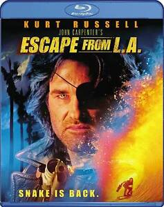 Escape From L.A. (Blu-ray Disc, 2010)