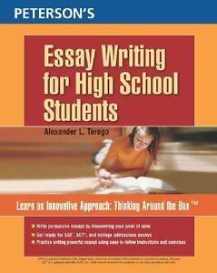 High School Student Sample Essays