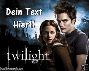 Essbar-Tortenaufleger-Twilight-Vampire-mit-Namen-DVD-NEU-Dekoration-Backen-Kuchen