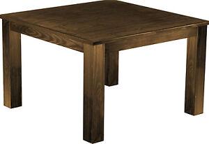 esstisch pinie holz tisch massiv 180x80 200x80 120x120 eiche antik essgruppe ebay. Black Bedroom Furniture Sets. Home Design Ideas