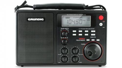 Grundig Eton S450dlx Deluxe Portable Am Fm Shortwave Manual Guide