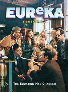 Eureka: Season 4.0 (DVD, 2011, 2-Disc Se...