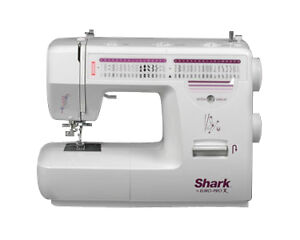 shark by pro sewing machine