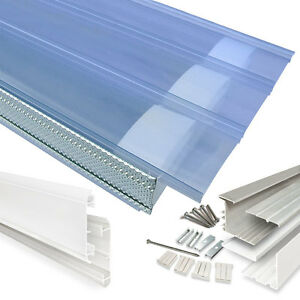 Everlite Enduro Conservatory Roof Panel For Canopy Porch