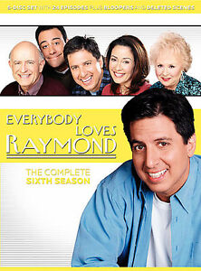 Everybody Loves Raymond: The Complete Si...