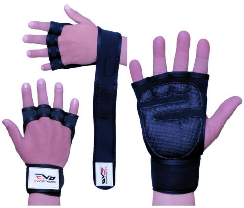 Evo Fitness Boxing Gloves: EVO Fitness Weightlifting Arm Blaster Biceps Isolator Gym