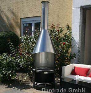exclusiver terrassenofen gartenkamin grillkamin. Black Bedroom Furniture Sets. Home Design Ideas