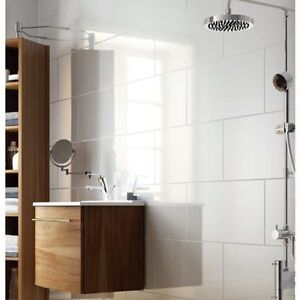 Http Www Ebay Co Uk Itm Exmoor High Gloss Large White Bathroom And Kitchen Ceramic Wall Tile 30x60 111303375987