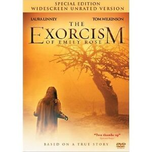The Exorcism of Emily Rose (DVD, 2005, S...