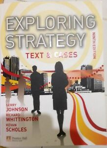 exploring strategy text cases Available in two versions (text and text & cases),exploring corporate strategyhas established a reputation as a pre-eminent textbook in its field, based upon the expertise of authorship, range of cases, depth of commentary and wealth of supporting resources.