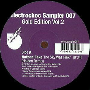 Extrawelt-SOOPERTRACK-Nathan-Fake-SKY-WAS-PINK-Fairmont-Gazebo-New-12-Vinyl