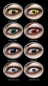 eyecatcher motivlinsen farbige monats kontaktlinsen f r. Black Bedroom Furniture Sets. Home Design Ideas