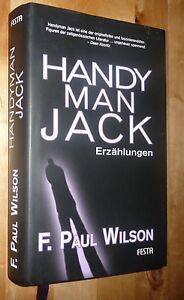 F-Paul-Wilson-Handyman-Jack-Erzaehlungen-gebunden-Raritaet
