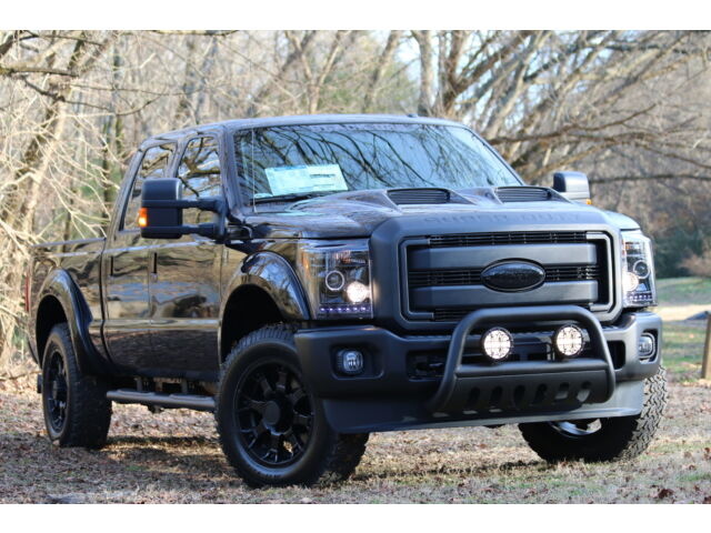 f 250 black ops tuscany - photo#2