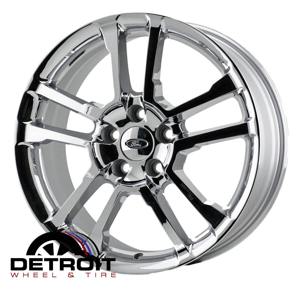 Ford Fusion 18 Chrome Wheels Rims Factory Wheels Set of 4