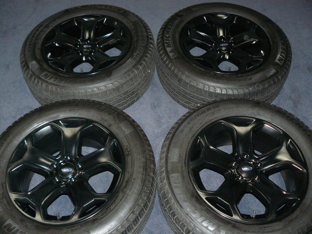 Factory Ford Edge Wheels and Tires 18