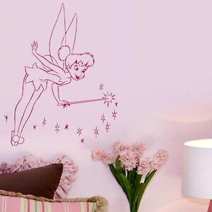 nursery kids bedroom wall art stickers girls decals gift nin14 ebay