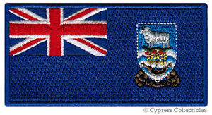 FALKLAND-ISLANDS-NATIONAL-FLAG-PATCH-BRITISH-iron-on-EMBROIDERED-UK-MALVINAS-new