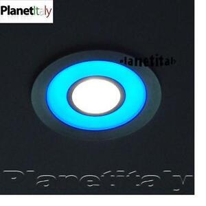 Faretto incasso led illuminazione doccia bagno turco led luce bianca e blu 5w ebay - Illuminazione bagno led ...