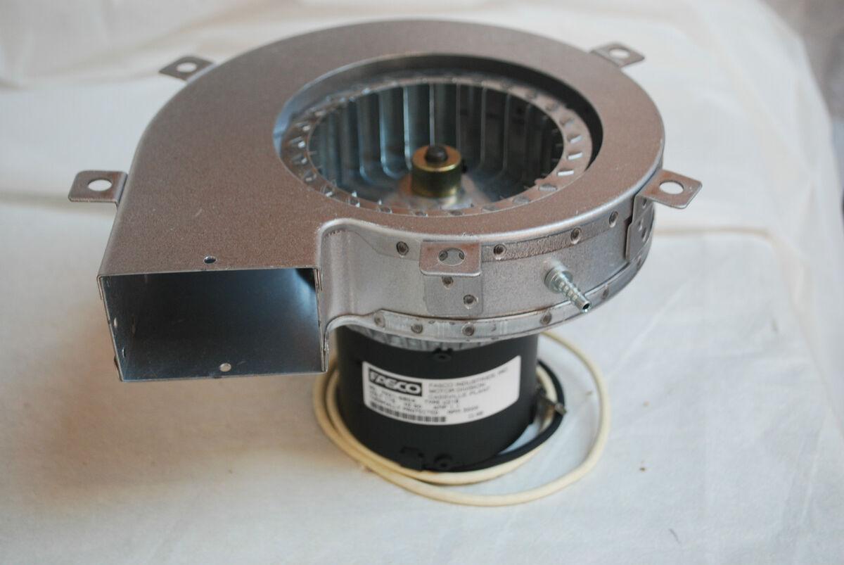 Fasco Draft Inducer Blower Motor Assembly B1859000S