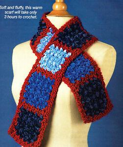 Crochet - Crochet Scarf Patterns - Quick and Easy Headband
