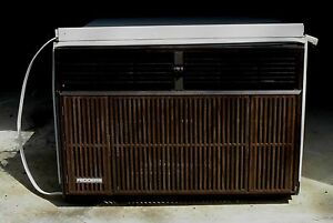 fedders 1 ton window or wall heat pump air conditioner unit 230 volt ebay. Black Bedroom Furniture Sets. Home Design Ideas