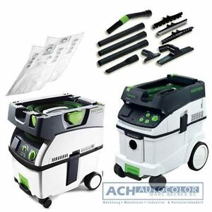 festool sauger ctl ctm mini midi ac baustellensauger absaugmobil staubsauger ebay. Black Bedroom Furniture Sets. Home Design Ideas