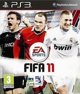 FIFA 11 (Sony PlayStation 3, 2011)