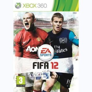 FIFA 12 for Microsoft Xbox 360