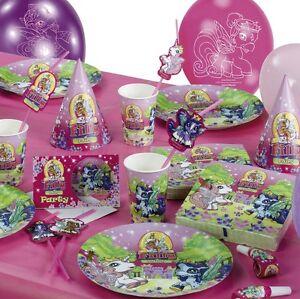 Filly fairy deko kindergeburtstag party deko geburtstag for Kindergeburtstag deko set