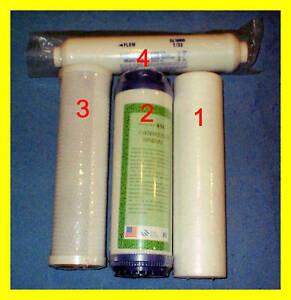 Filtri depuratore osmosi inversa filtri acqua ricambio for Filtri osmosi inversa culligan