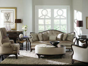 ... OLD-WORLD-WOOD-TRIM-FABRIC-SOFA-COUCH-CHAIR-SET-LIVING-ROOM-FURNITURE