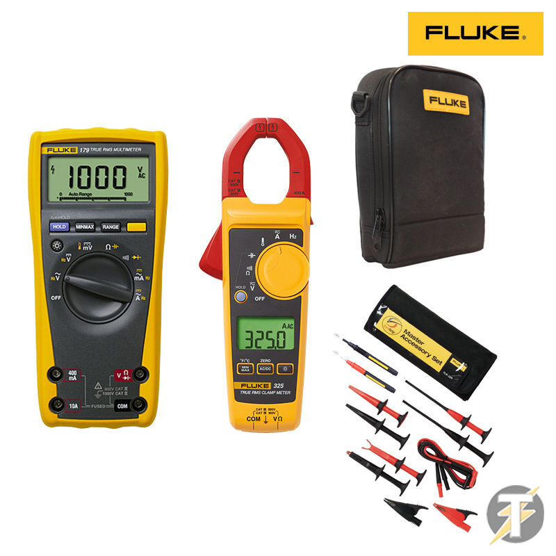 how to use fluke 179 true rms multimeter