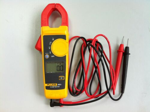 FLUKE 302 Digital Clamp Meter Multimeter Tester w/ Carrying bag NEW USA Seller in Business & Industrial, Electrical & Test Equipment, Test Equipment | eBay