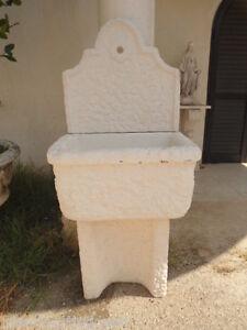 Fontane da giardino in pietra offerte e risparmia su ondausu - Fontane a parete da giardino ...
