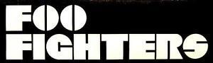 """FOO FIGHTERS AUFKLEBER / STICKER # 13 """"LOGO"""" - PVC - WETTERFEST - Deutschland - Widerrufsbelehrung Widerrufsrecht Als Verbraucher haben Sie das Recht, binnen eines Monats ohne Angabe von Gründen diesen Vertrag zu widerrufen. Die Widerrufsfrist beträgt einen Monat ab dem Tag, an dem Sie oder ein von Ihnen benannter Dri - Deutschland"""